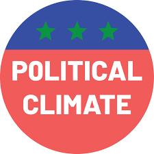 Political Climate podcast logo
