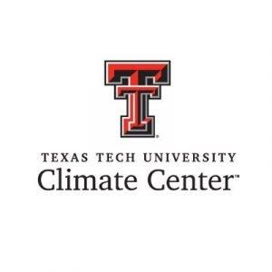 Texas tech climate center logo